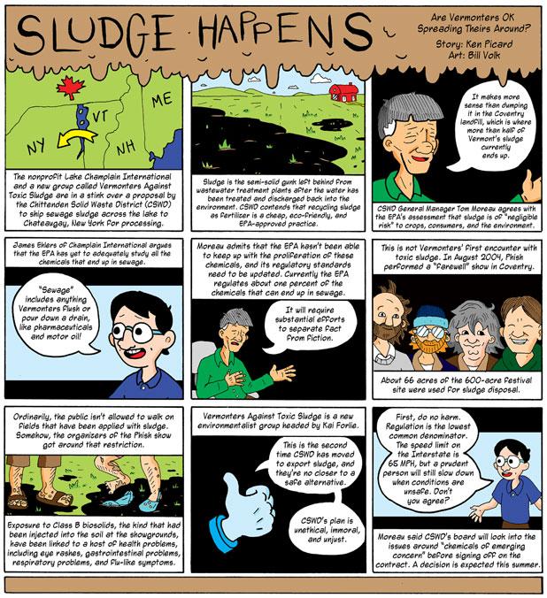 Sludge Happens