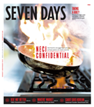 Wednesday, March 12, 2014 -- Seven Days