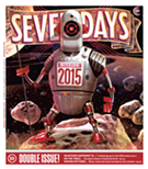 Wednesday, December 24, 2014 -- Seven Days