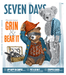 Wednesday, February 25, 2015 -- Seven Days