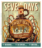 Wednesday, March 25, 2015 -- Seven Days