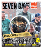 Wednesday, April 29, 2015 -- Seven Days