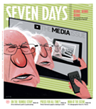 Wednesday, May 27, 2015 -- Seven Days