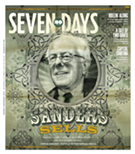 Wednesday, September 30, 2015 -- Seven Days