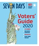 Tuesday, September 29, 2020 -- Seven Days