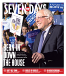 Wednesday, February  3, 2016 -- Seven Days