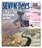 Wednesday, June 22, 2016 -- Seven Days