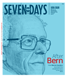 Wednesday, July 20, 2016 -- Seven Days