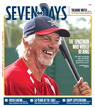 Wednesday, August 17, 2016 -- Seven Days