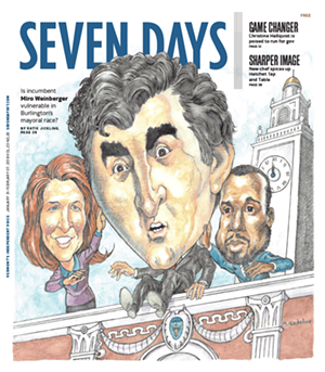 Seven Days | Vermont's Independent Voice | Issue Archives ...